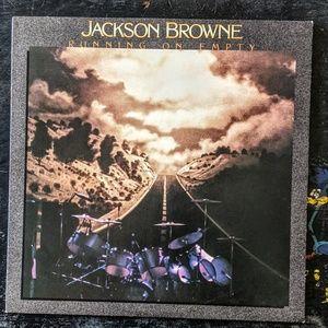 Other - Jackson Browne Running On Empty Vinyl Record